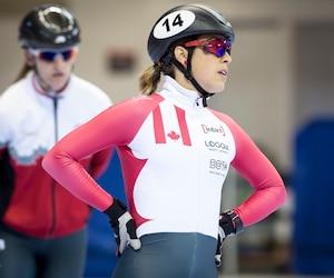 Les patineurs de l'équipe canadienne de courte piste complètent leur préparation en vue des sélections olympiques qui débutent samedi, dont Valérie Maltais, qui tentera de se qualifier pour ses troisièmes Jeux.