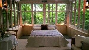 Une cabane dans les arbres «ultra romantique»