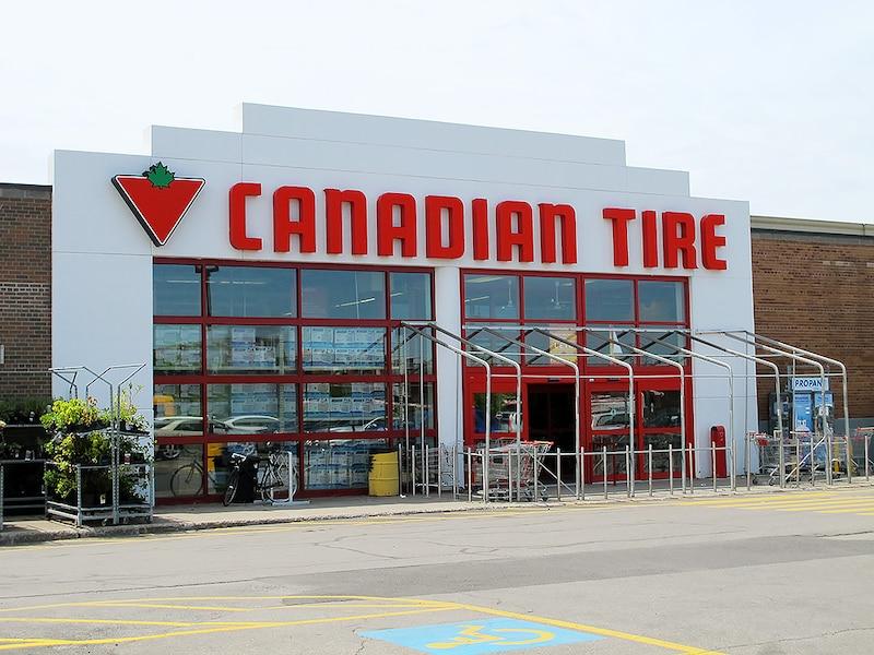 Un canadian tire condamné à payer 7000 $ à un client mécontent jdm