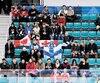 C'était plate et vide hier au match Canada-Finlande, pourtant deux grandes nations de hockey...