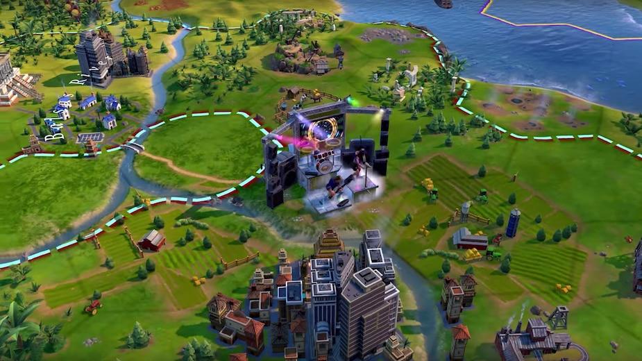 Image principale de l'article Civilization VI débarquera sur PS4 et Xbox One