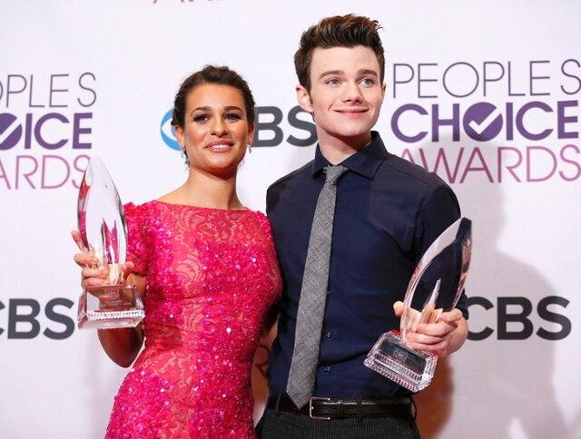 Pour les téléspectateurs, Glee continue d'être une des meilleures comédies du petit écran. Les acteurs Lea Michele et Chris Colfer ont été couronnés.