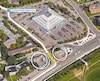 La Ville de Québec souligne que ce tracé est le même que celui qui avait été élaboré dans l'étude de faisabilité du tramway/SRB déposée en 2015. Une partie des stationnements des bâtiments encerclés pourrait face place au circuit du trambus.