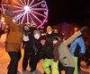Les organisateurs de la soirée du Nouvel An à Québec ont qualifié l'événement d'«immense succès» malgré le froid intense.