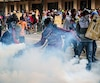 Des manifestants ont affronté la police dans plusieurs villes vénézuéliennes.