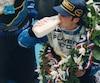 Jacques Villeneuve a savouré la victoire aux 500 Milles d'Indianapolis en 1995.
