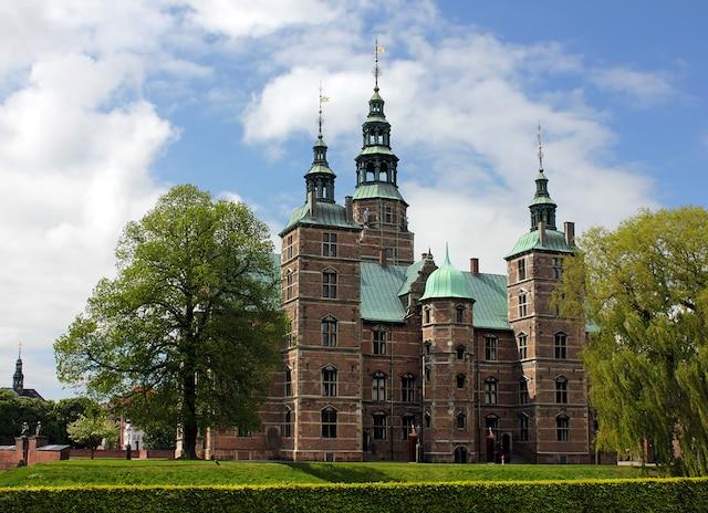 Le Château de Rosenborg