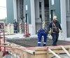 Dolbeau-Mistassini a connu une hausse du nombre de permis de construction délivrés de 40$ en 2016 par rapport à l'année précédente.
