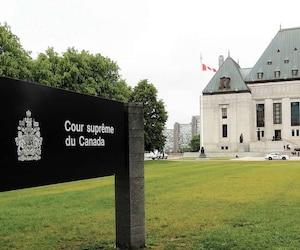 Cour suprême Canada