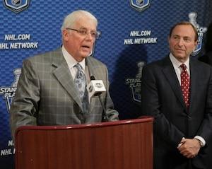 L'homme d'affaires Greg Jamison pourrait mettre la main sur les Coyotes prochainement.