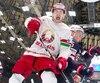 Charles Linglet n'aura pas la chance de défendre les couleurs du Bélarus aux Jeux olympiques de Pyeongchang.