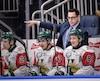 La victoire de mardi contre les Remparts à Québec permet aux Mooseheads de se bâtir une confiance pour le reste de la série estime l'entraîneur-chef Éric Veilleux.