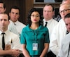 Le film <i>Les figures de l'ombre</i>, sorti en 2016, a reçu deux nominations aux Oscars. Taraji P. Henson joue le rôle de Katherine Johnson.