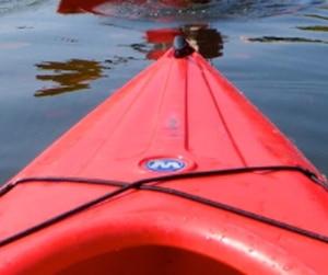 Bloc kayak