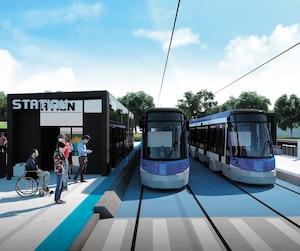 Le réseau de transport structurant a été annoncé en mars 2018. Depuis, les demandesd'entrevues avec les experts du Bureau de projet ont été refusées, de même que la très grande majorité des demandes d'accès à l'information.