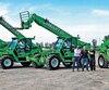 Déjà présent à Montréal, Québec et Calgary, le spécialiste du matériel télescopique s'étend en Ontario. Ses équipements vert lime se retrouveront bientôt dans le grand Toronto, faisant passer le nombre d'employés, comme ceux-ci, à plus de 300.