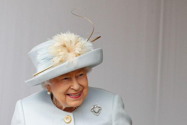 La reine Elizabeth II.