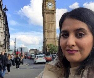 Elvan continue de découvrir Londres jour après jour et peine encore à croire que le fameux Big Ben fait partie de son quotidien. «J'ai encore mes yeux de touriste.»