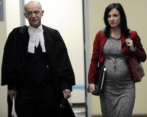 Jessie Bérubé avait consommé de l'alcool alors que la justice le lui défendait.