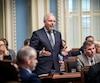 Le Parti québécois (PQ) n'a pas l'intention de ramener le taux d'imposition à son niveau précédent, s'il est porté au pouvoir l'an prochain.