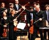 Bernard Labadie, le chef d'Orchestre des Violons du Roy.