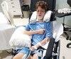Une longue rééducation attend Matys Pascal qui a notamment subi un traumatisme crânien après avoir été happé par une voiture.
