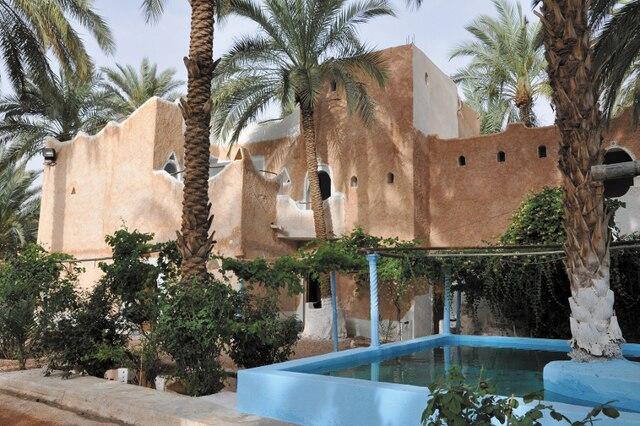 Akham, une demeure traditionnelle convertie en maison d'hôtes