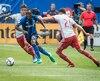 Ballou Jean-Yves Tabla devra choisir entre le Canada et la Côte-d'Ivoire sur la scène internationale.