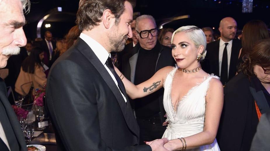 Lady Gaga et Bradley Cooper ne seraient pas amis