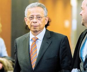 Un ancien patron de la firme SNC-Lavalin Sami Bebawi avait demandé l'arrêt des procédures dans son dossier de fraude au palais de justice de Montréal, le vendredi 16 mars 2018. Vendredi, il a obtenu gain de cause, mais demeure accusé dans un autre dossier.