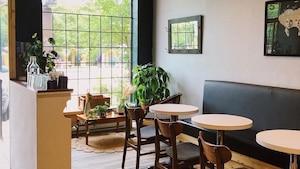 Un nouveau café cute près de métro Préfontaine