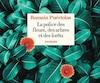 <b><i>La police des fleurs, des arbres et des forêts</i></b><br> Romain Puértolas, aux Éditions Albin Michel, 352 pages