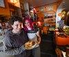 Ronan Bonnette et Mireille Cyr ont ouvert La Cuisine le 11 octobre 2006.