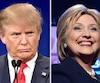 Clinton, Trump score big wins on Super Tuesday