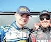 Présents à Loudon hier en série NASCAR Pinty's, Alex Guénette, Mathieu Kingsbury et Alex Labbé s'affronteront cet après-midi à l'occasion de la dernière course de stock-car de l'histoire présentée à l'Autodrome Saint-Eustache.