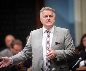 «Le REM a maintenant toutes les habilitations nécessaires pour aller de l'avant», a indiqué le ministre des Transports, Laurent Lessard.