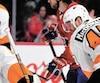 Après avoir montré de belles qualités ces dernières semaines, les Flyers ont connu un match atroce, jeudi.
