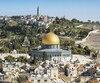 Le Dôme du Rocher, à Jérusalem, ville sainte pour les trois religions monothéistes: le judaïsme, le christianisme et l'islam