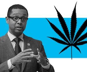 Pas de cannabis fumé au FEQ, selon Carmant