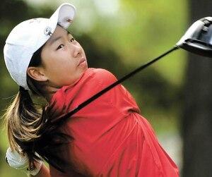 La Britanno-Colombienne Michelle Liu participe à l'Omnium canadien féminin à seulement 12ans.