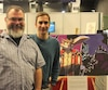 Philippe Morin et Guillaume Provost, respectivement derrière Red Barrels et Compulsion Games.