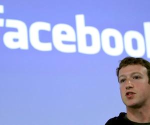 Mark Zuckerberg de Facebook.