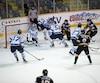Les Saguenéens ont amorcé leur série contre les Screaming Eagles du bon pied, hier, en s'imposant par la marque de 3 à 1 sur la patinoire du Centre 200.