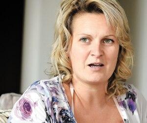 Émilie Sansfaçon est atteinte d'un cancer.