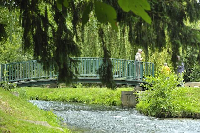Rouen compte aussi de  magnifiques espaces verts