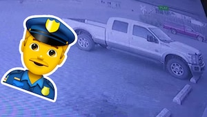 Son auto volée pendant qu'il cambriole un commerce