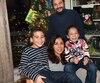 Un an et deux mois plus tard, Loay Romhein, sa femme Laura Moussa et leurs enfants, César (9 ans) et Evan (7 ans), adorent leur nouvelle vie au Québec.