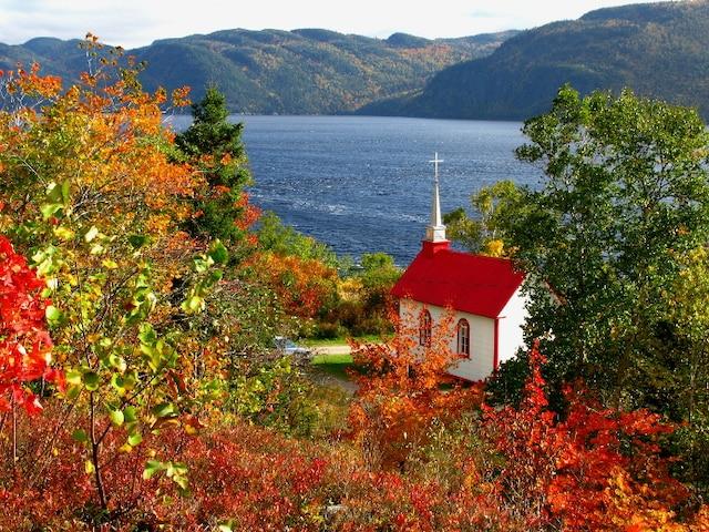 La route du Fjord au Saguenay