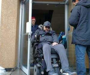 Aymen Derbali, survivant de l'attentat au Centre culturel islamique de Québec (CCIQ), a visionné les images qui auraient été enregistrées en direct par le tireur de Christchurch.