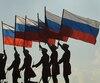 Drapeau Russie Russe